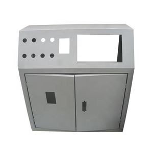 China factory Stainless Steel Electric Enclosure Meter Control Metal Box