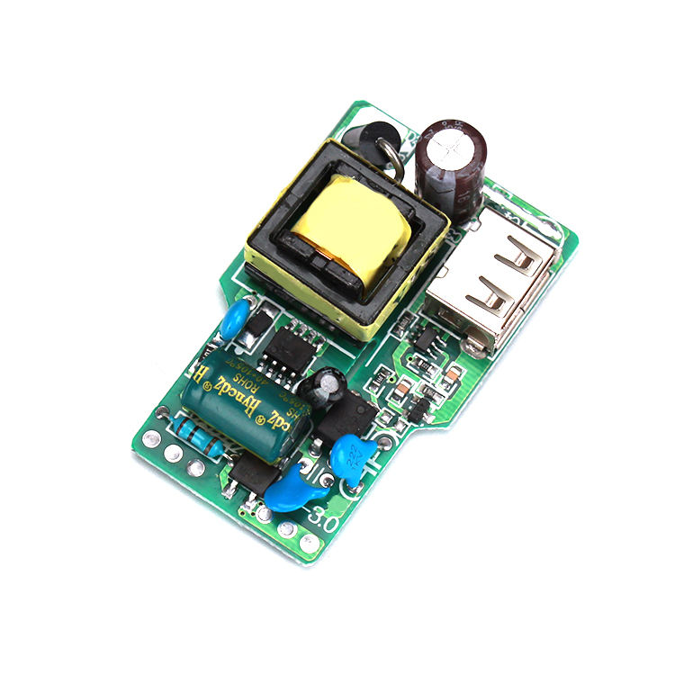 15W S6 S8 s10 s20 quick charge PCB fast travel wall usb charger adapter PCBA electronic circuit board