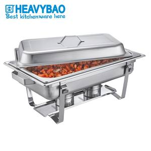 Economy Stainless Steel Restaurant Hotel Supplies Buffet Chafing Dishes