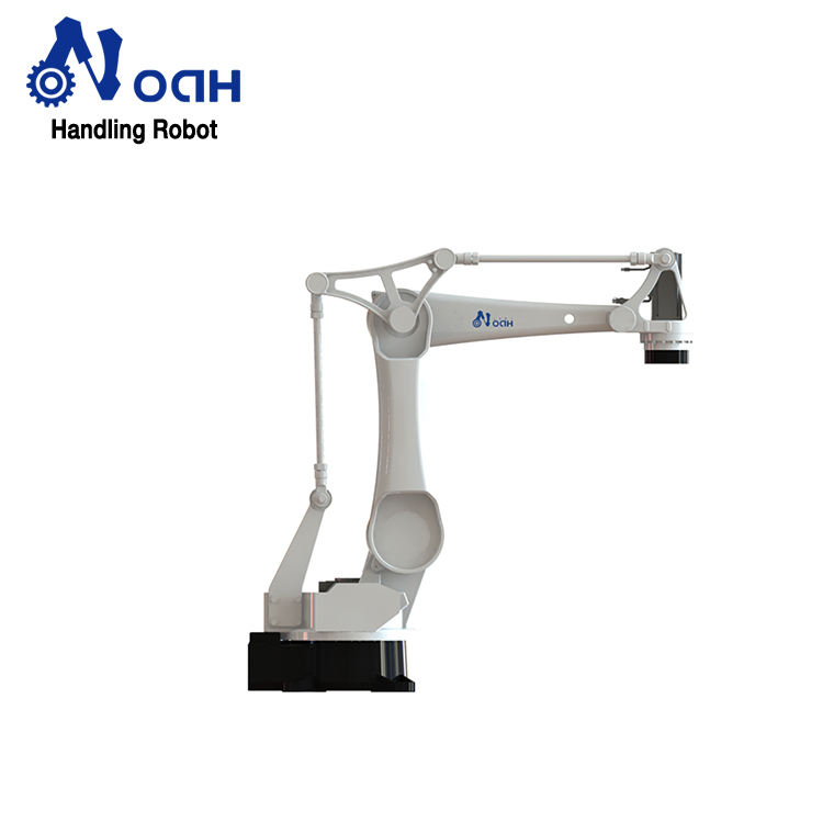 China 6 Axis Material Handling Robot Arm Industrial Cutting Robot