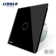 Livolo Smart Home automatic light dimmer switch 220v led touch switches