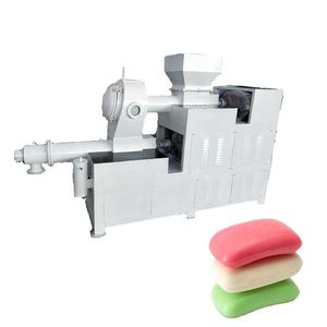 Widely Used In Africa Price Of Soap Stamping Press Bath Bar Laundry Toilet Soap Making Machine For Sale