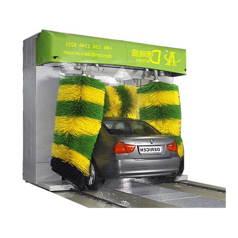 Dericen DL3F Roll-over Car Washing Machine With Dryer