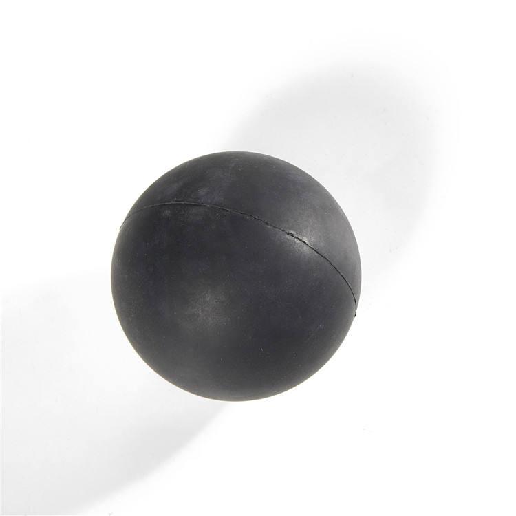 Personnalisé Moulé Balle En <span class=keywords><strong>Caoutchouc</strong></span> Solide