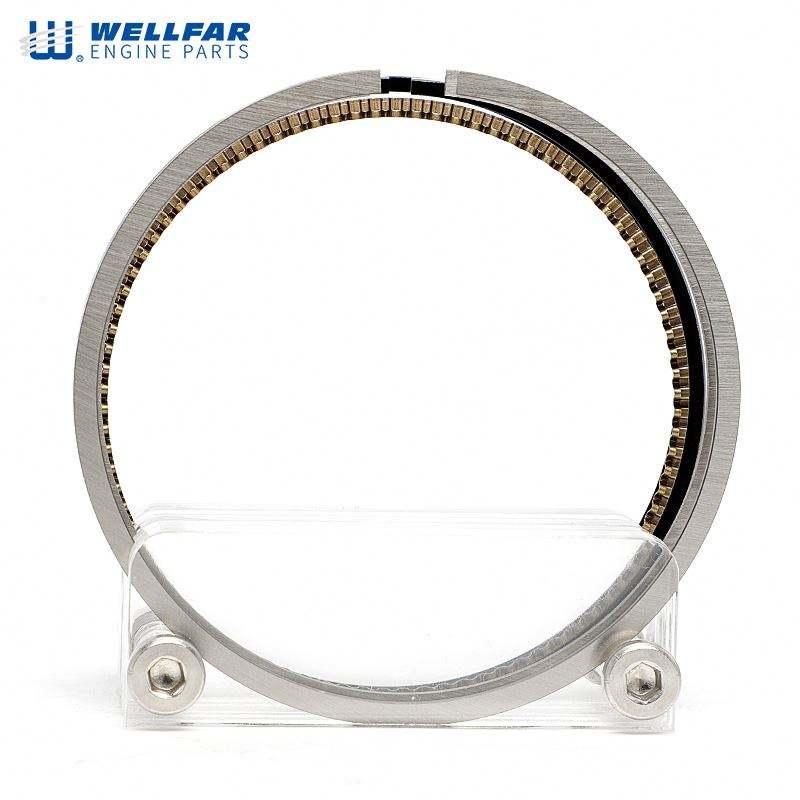 Gasoline engine part PALIO 1.8L piston ring for FIAT