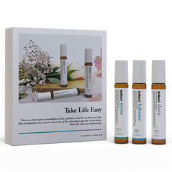 Amazon best sellers supplier hot pure essential oil gift set