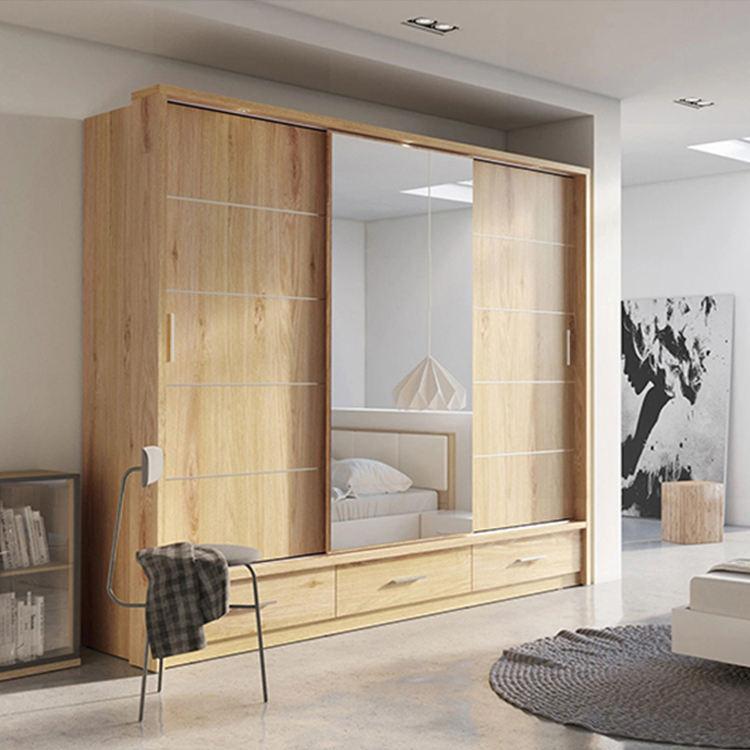 China Furniture Custom Modern 3 Door Sliding Bedroom Wardrobe Design With Mirror Buy 3 Door Wardrobe 3 Door Bedroom Wardrobe Design 3 Door Bedroom Wardrobe Product On Alibaba Com