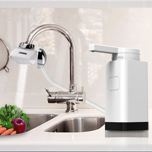 BEC-9012 Faucet mount Direct Drinking kitchen Countertop UF membrane filter Water Purifier desk top water purifier