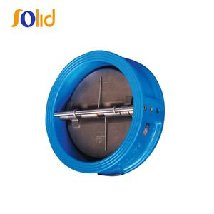Ductile Cast Iron Dual Plate Wafer Check Valve