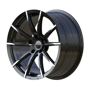 TP17AD073 18 19 inch Alloy Wheels Full Painting Deep Concave 18
