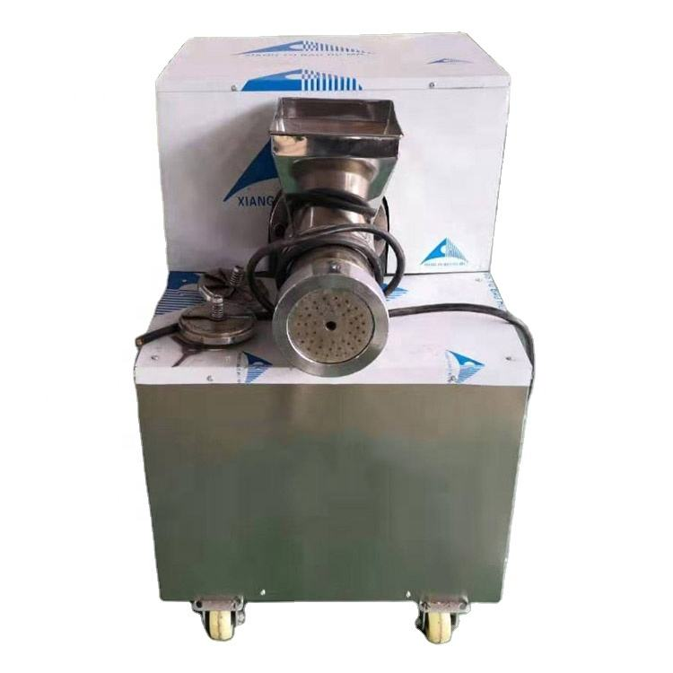 factory price pasta noodle extruder machine and mixer machine pasta from China
