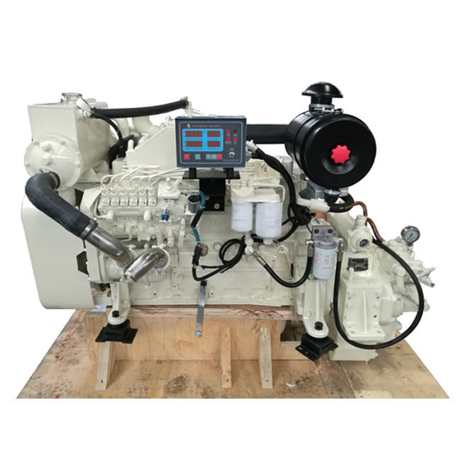 hot sale 6 cylinders 120hp 6BTA5.9-M120 Cummins diesel engine for marine