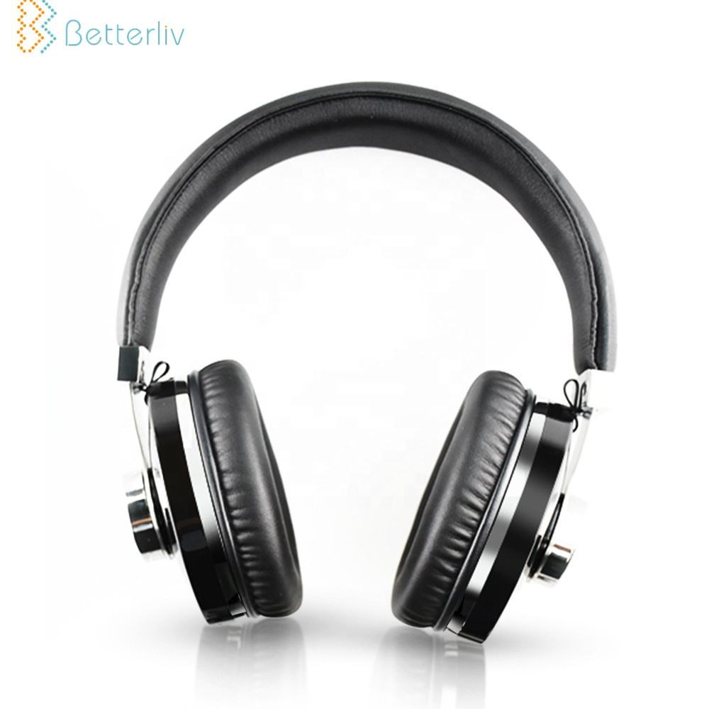 Betterliv T9 Hifi Dj Under Armour Headphones Headset Leather Bt Flip Mini Micro Earpieces Earphones Fones De Ouvido Kablosuz