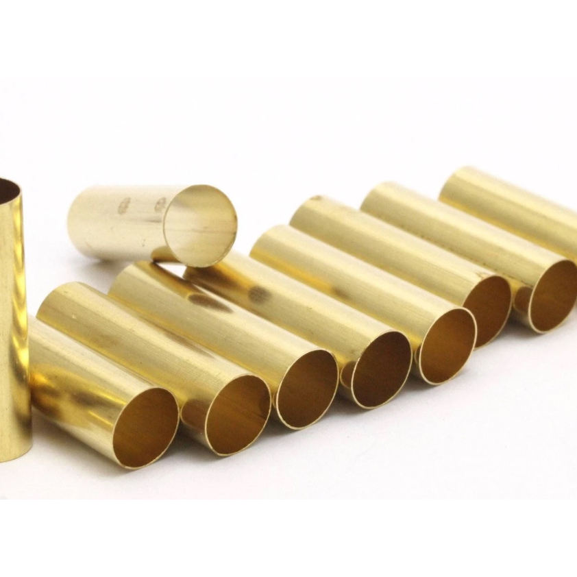 Tianjin Factory Low Price H62 C27200, C27000 thin walled small diameter brass capillary tube/Pipe/tubing