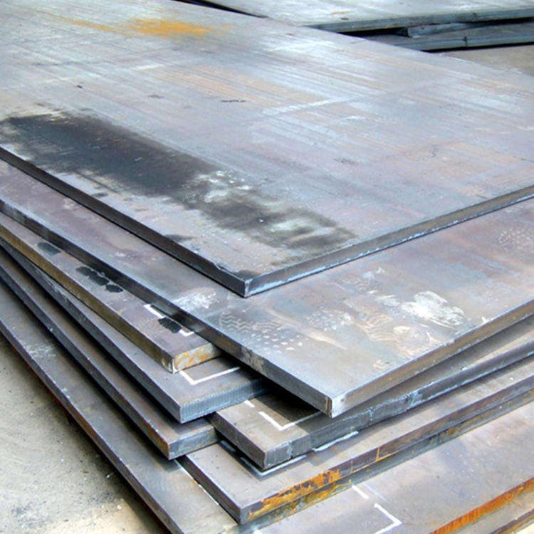Hot rolled steel sheet iron plate 5 mm ms steel sheets/coils/plates/strips cheap price in China