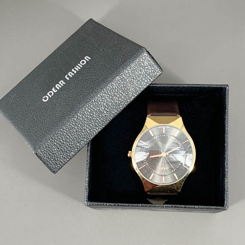 Gift Box Packaging Watches Hot Sale Cheap Gift Cardboard Packing Gift Boxe For Watch