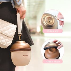 Hot New Products Stainless Steel Stew Storage Pot Round Thermal Lunch Box