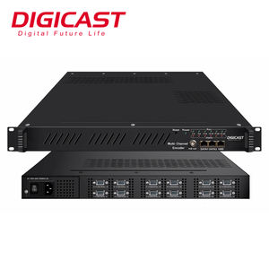 DMB-9310 Ditingkatkan MPEG-2/H.264 SD IPTV-TV Encoder