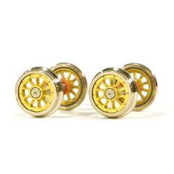 Dakunlun Hot Sale Custom Brass Model Train Wheel