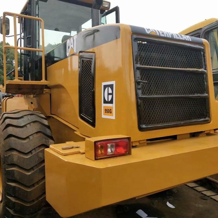 Used cat 950g wheel loader for sale, Japan Original used caterpillar 950 wheel loader, Loader CAT 950G