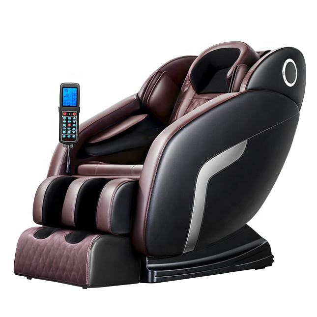 LEERCON Best Selling Full Body Air Compression With Bluetooth Electric Massage Chair Zero Gravity
