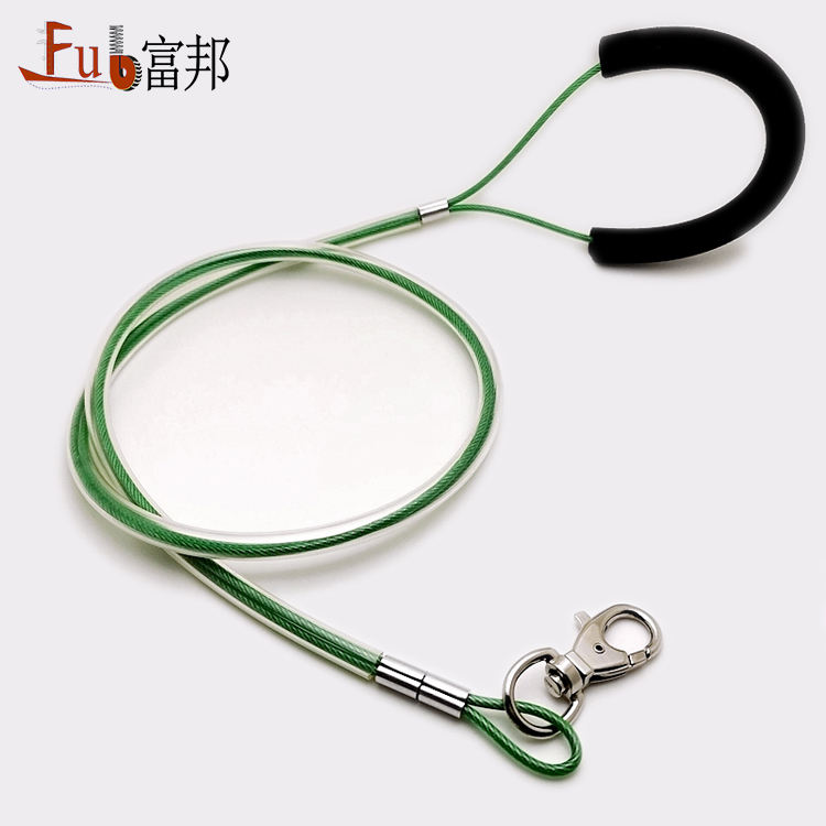 Top Selling Modern High Quality OEM Durable Harness Dog Rope Training Lead Pet Braided Rope Dog Leash