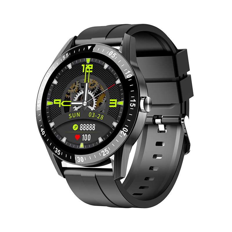 Cheap S1 Smart Watch Phone with Bluetooth Call Round Touch Screen IP67 Waterproof Sport Smart Watch