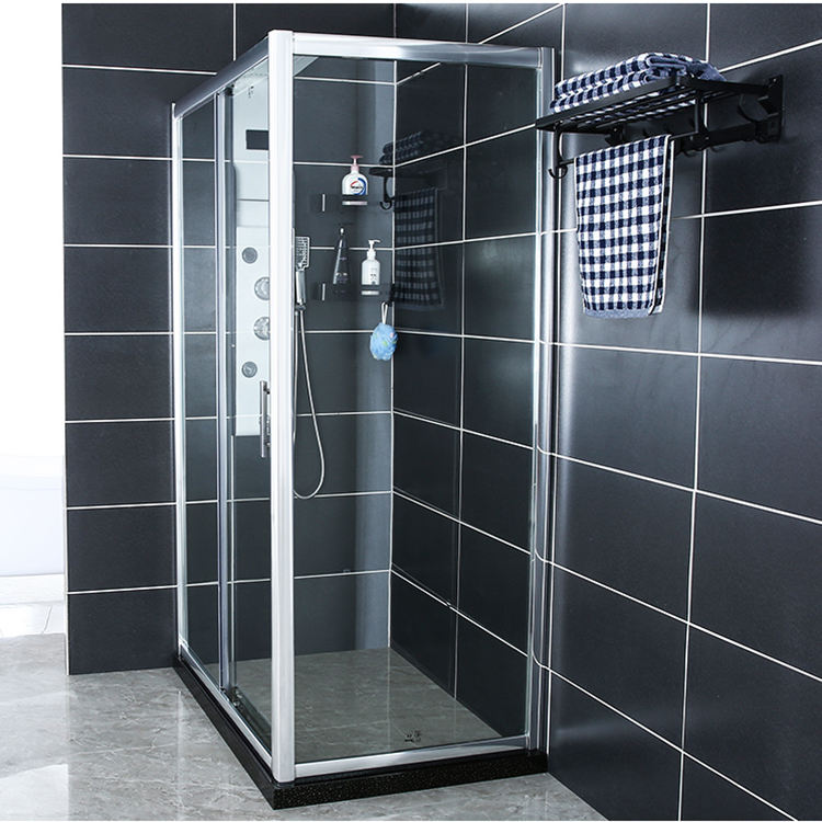 Wholesale price Square Shower Room Single cabin indoor enclosed Shower+Rooms