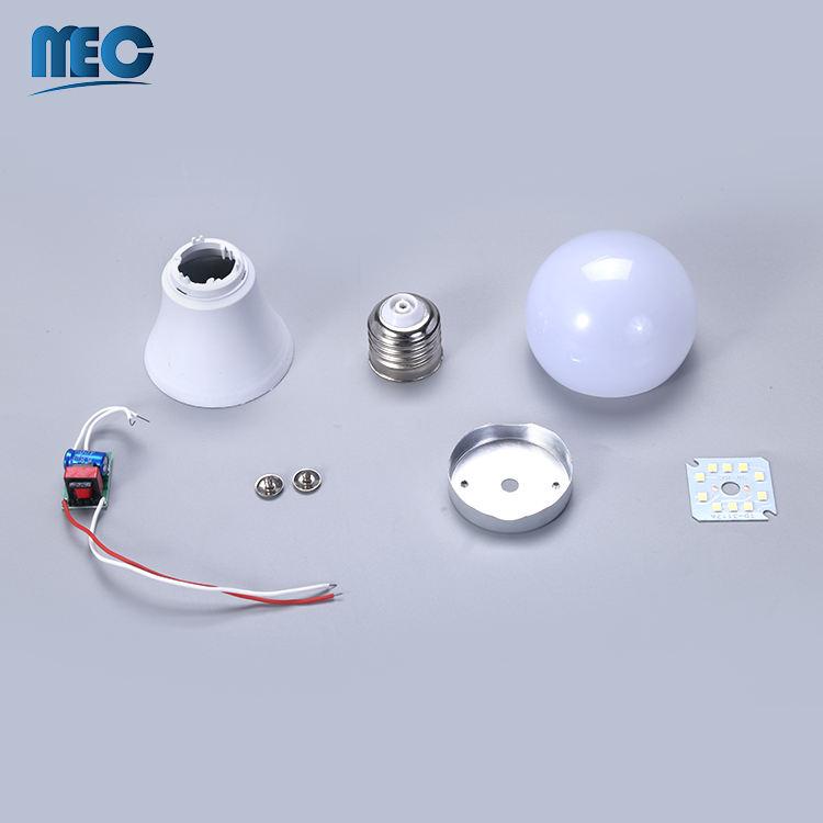 Vida de servicio larga Oficina Decoración MEC 12 vatios 15 vatios led de aluminio B22 E27 Luz de bulbo