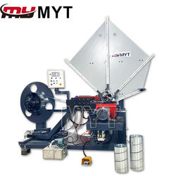 MYT brand 1500mm Equipment for spiral round duct making machine