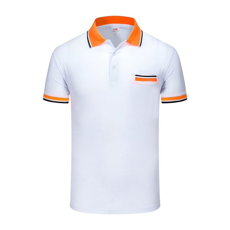 Grosir Kustom Logo Golf Polo T Shirt