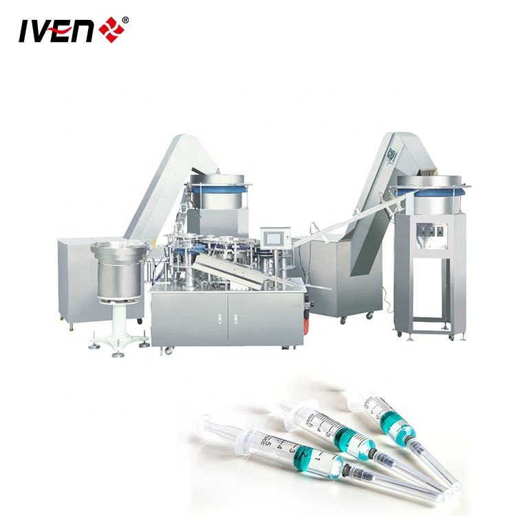 Medical Supply Disposable Syringe Production Line