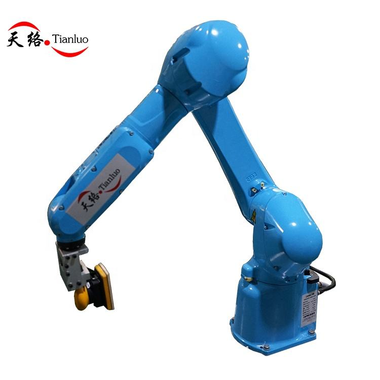 6 As Industriële Robot Arm Mechanische Robot Arm Kit