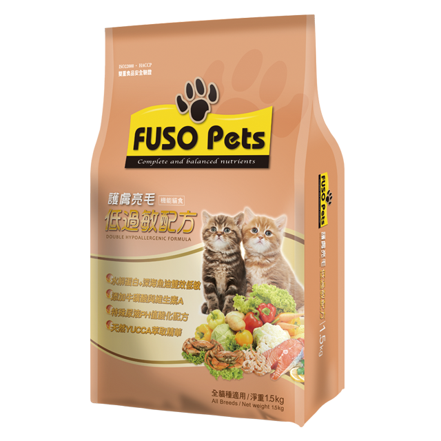 Factory direct sale of high-quality pet food can enhance skin resistance of cat food