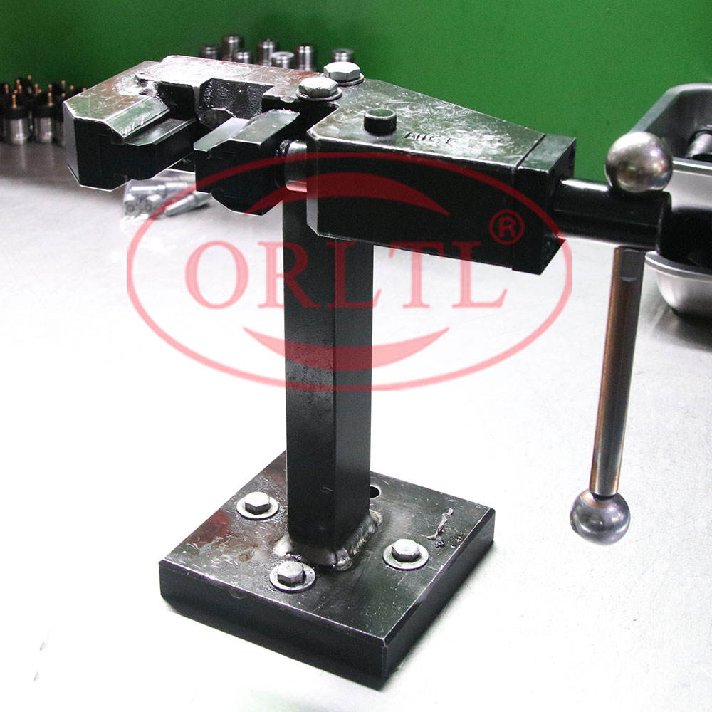 universal auto injector repair tools dismantling frame injectors Universal Fixture for fuel injector