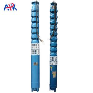 China 3 phase electric submersible submersible water deep well pump manufacturer price