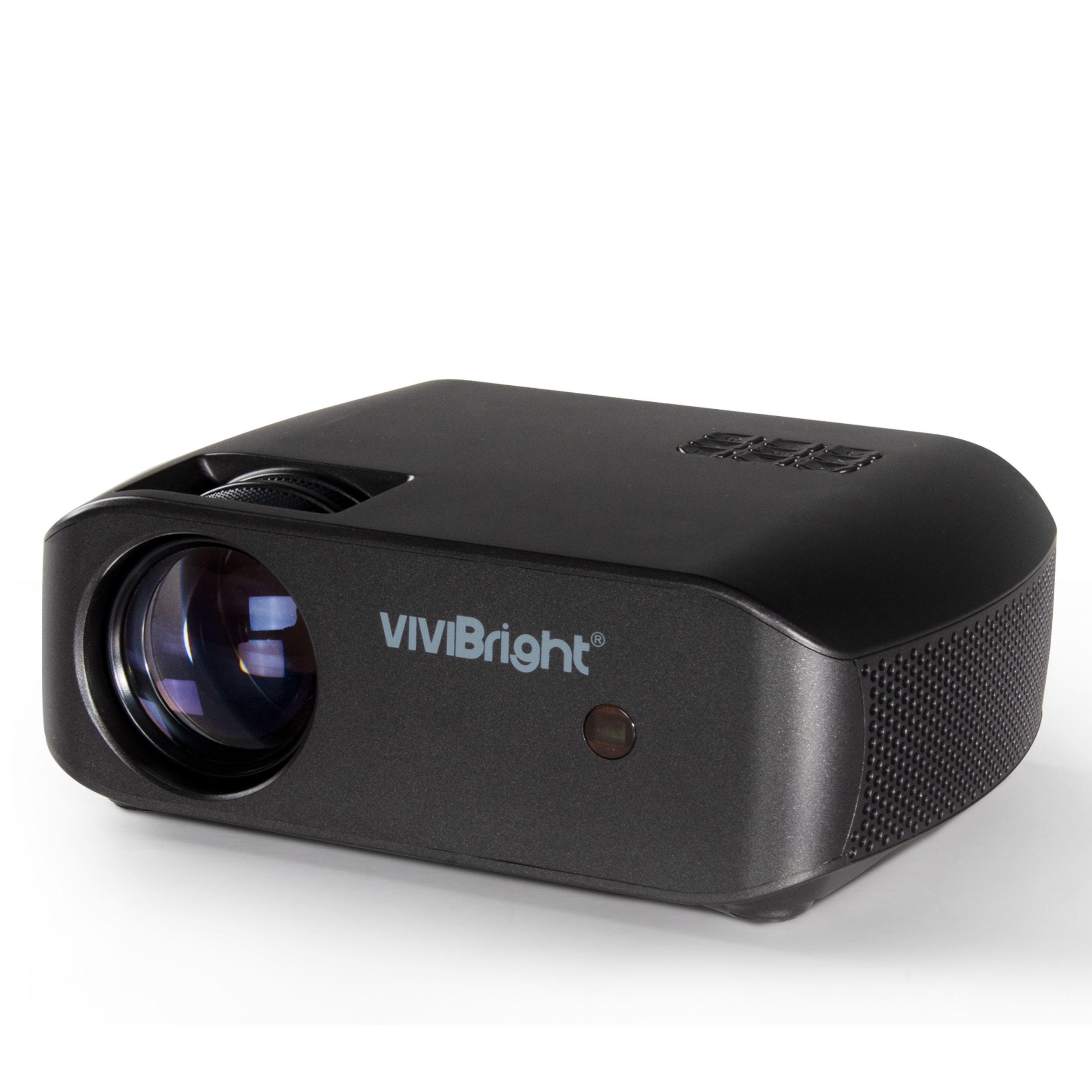 VIVIBRIGHT F10 Mini Home Theater DLP Projector support Full HD 1080P 2800lumens cheap projectors not 4K