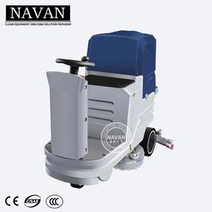 NAVAN 2020 High Quality Auto Electric Advance Floor Scrubber Floor Washing Cleaning Machine