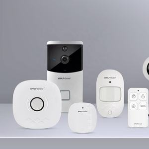 Wireless TUYA smart home intelligent WIFI alarm system