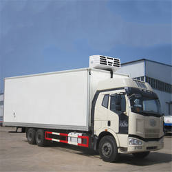 RHD Right Hand Drive 20Ton Heavy Duty Mobile Freezer Cold Supply Chain Reefer Van Refrigerator Truck