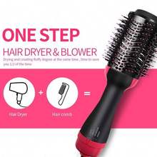 Hair Dryers Private Label / One Step And Styler Volumizer Electric Comb Japanese Hair Dryer Brush