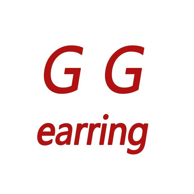 G letter Earrings High Quality Fashion Temperament earrings