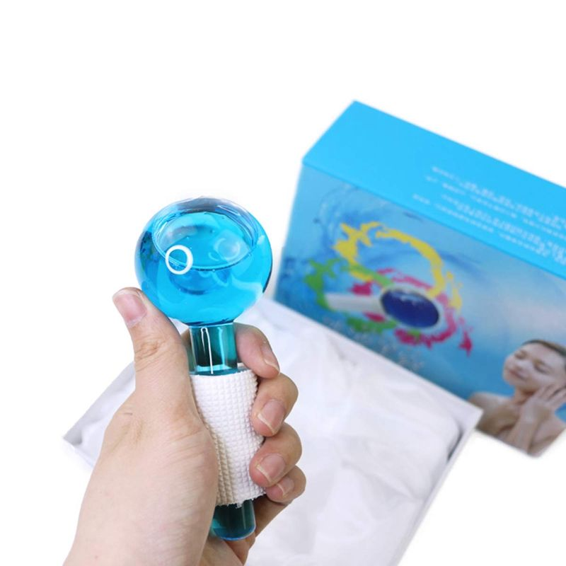New 2020 magic globes facial soothing beauty tightening cooling relief