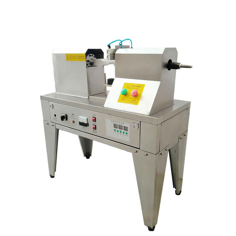 ultrasound Semi automatic tube sealer machinery / ultrasonic Aluminum and plastic pro sealing machine made in China