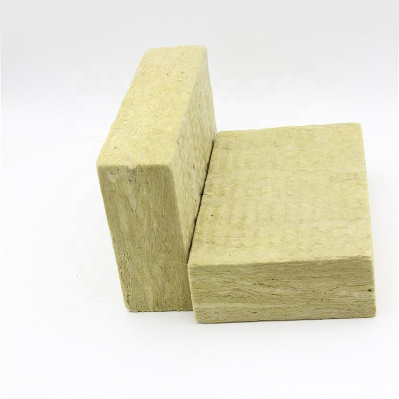 Low Price Eco-friendly Fireproof Heat Insulation Panels Mineral Wool Boards for Roof and Facades