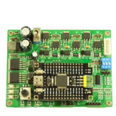 OEM ODM Projects Motor Controller Solution