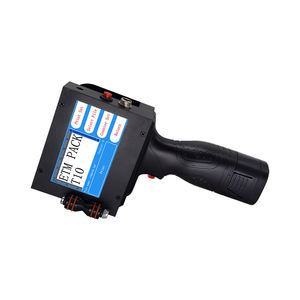 Hot sell Good Quality With CE thermal date bar code handheld Inkjet Printer for plastic bag