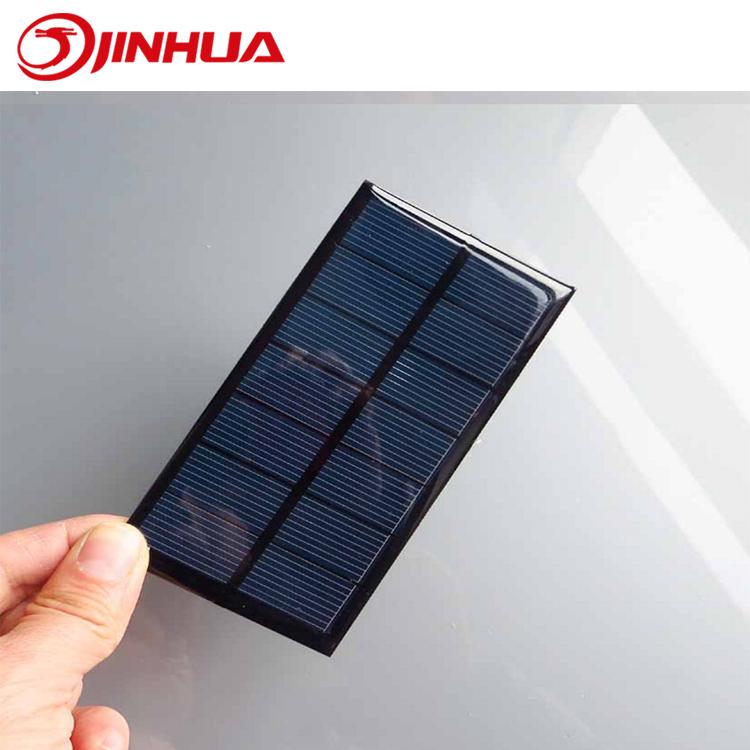 4 PCS 2.5V 0.5W 200ma Monocrystalline solar panel Ideal 4 direct Nimh charging