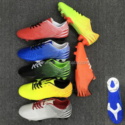 Factory Customize Men Cleats Professional Football Shoes Football Soccer For Men
