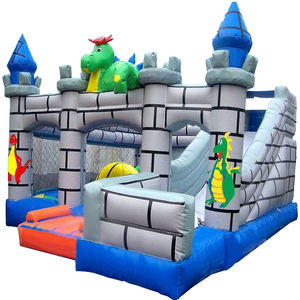 Kids Commerciële Bouncy Huis Air Prinses Springkasteel Opblaasbare Koop Jump Bouncer Opblaasbare Buncer Combo Bounce Huis